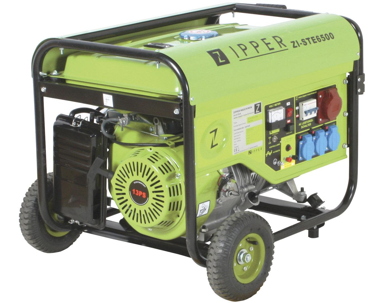 Generador de corriente zipper zi ste6500 - Generador de corriente ...