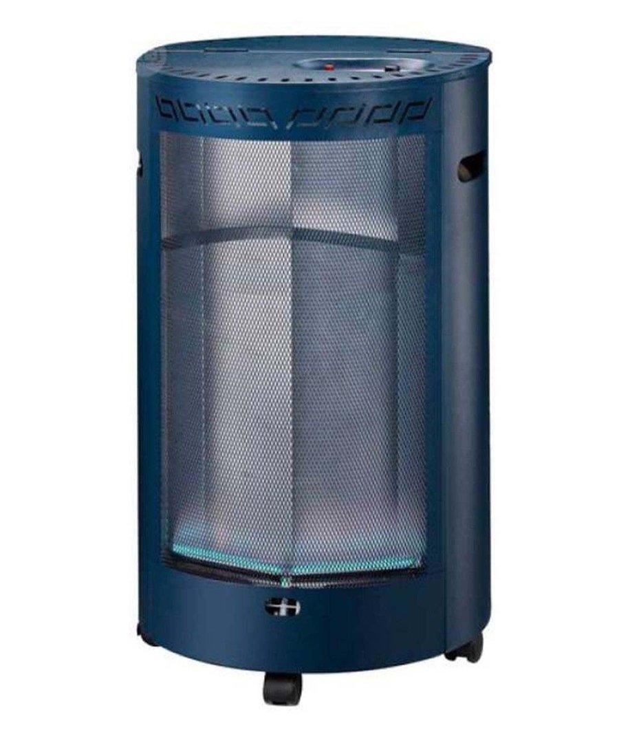 Estufa gas butano llama azul merca blue doble seguridad - Estufa gas butano ...