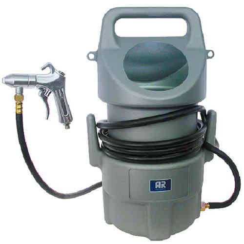 Sandblaster with Deposit 22 kg. AR-6016 ( Sandblasting Machine )