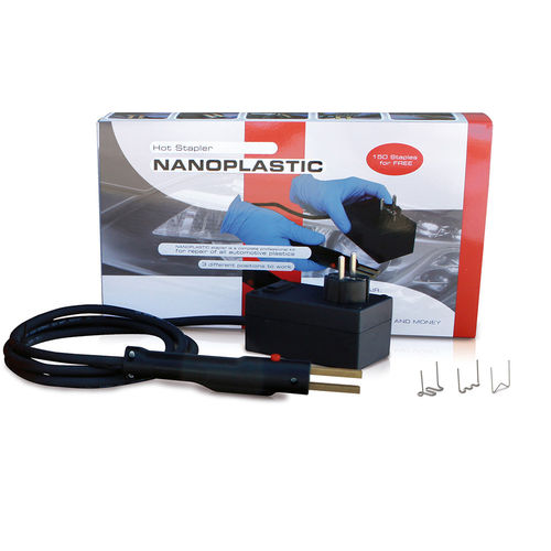 Nanoplastic plastics repair equipment