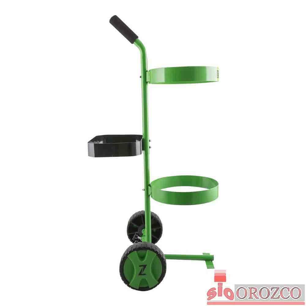 Carro de jardineria porta utensilios Zipper ZI-UVGW1