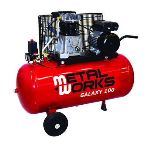 Compressor 3 cv. 100 liters Metalworks Galaxy 100