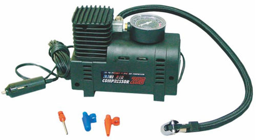 inflation compressor car 12v 250 PSI