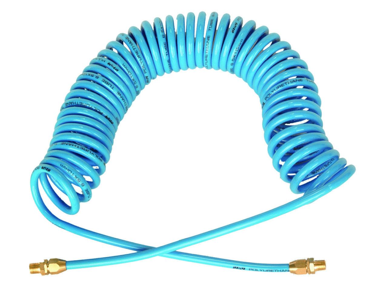 Manguera en espiral para aire comprimido KS Tools 515.3340 poliuretano, 10 mm