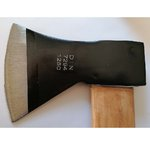 Long Ax With Wooden Handle 1250 grs 73 cm.