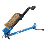 Log Splitter Chipper Manual Woodcutter with Pedal
