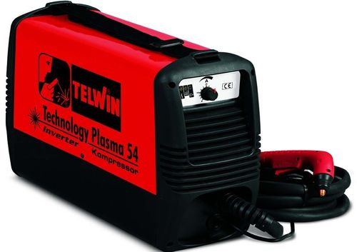 Plasma cutting inverter system Telwin Technology 54 Kompressor