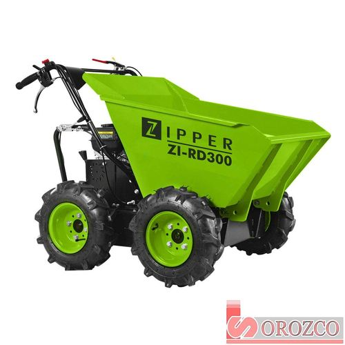 Wheeled Dumper Zipper RD300