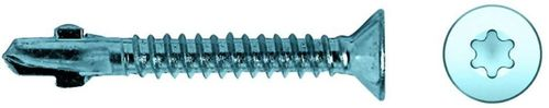 Screw Tip Fin Drill (Wood - Metal) Torx 6.3 x 65mm. ( 100 units )