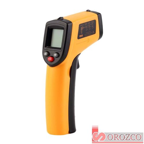 infrared thermometer without contact -50º to 380º GM320