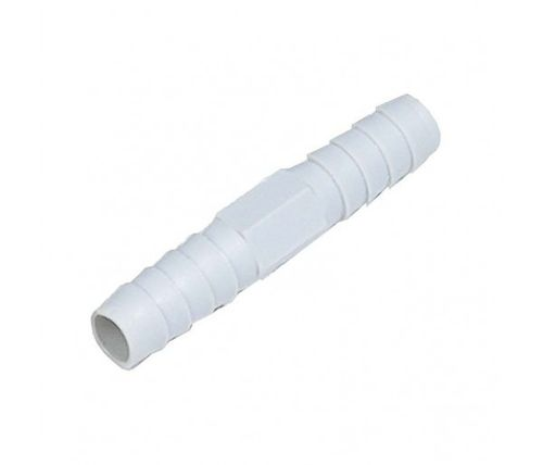 Plastic Connector Straight 6 mm.
