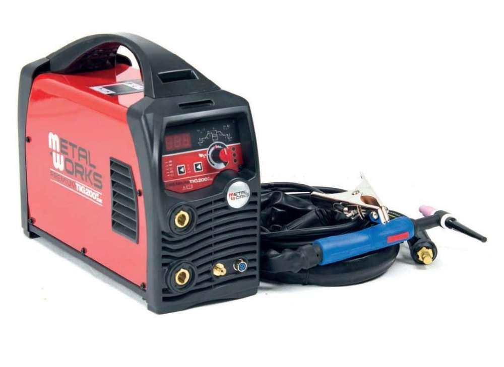 Welding Machine Welder Metalworks Premium TIG 200 HF AC/DC
